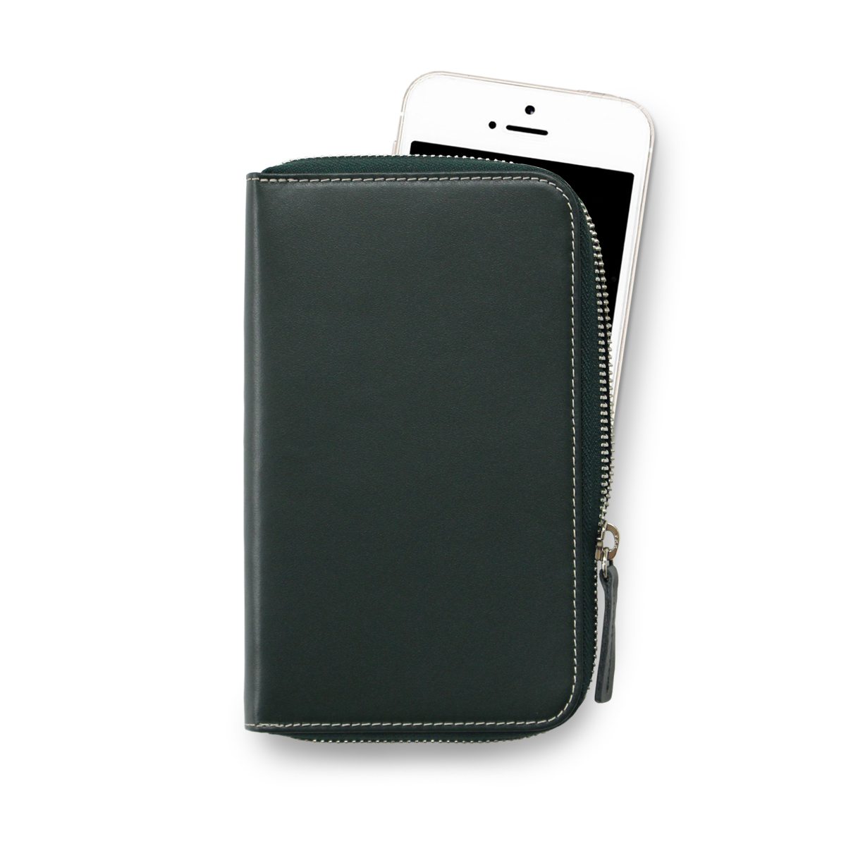 Daily Phone Pocket +_Deep Green