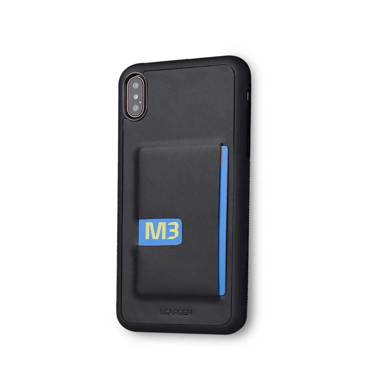 iPhoneXs XR Xs MAX Case Black