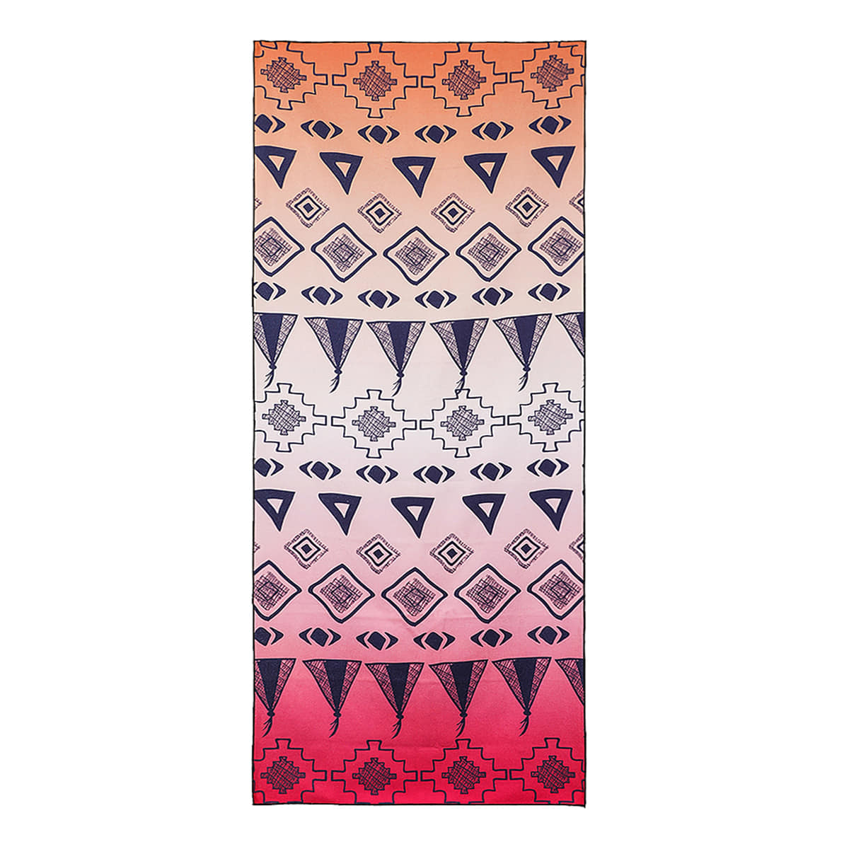 YOGA TOWEL Sunrise Red