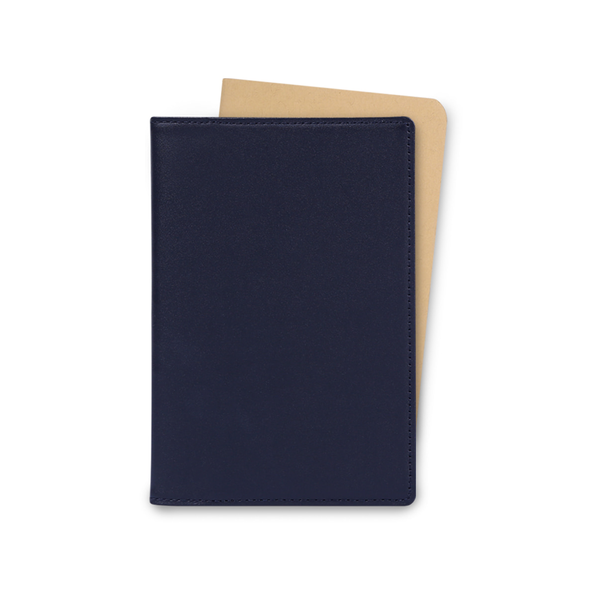 Note & Travel Cover Case Navy
