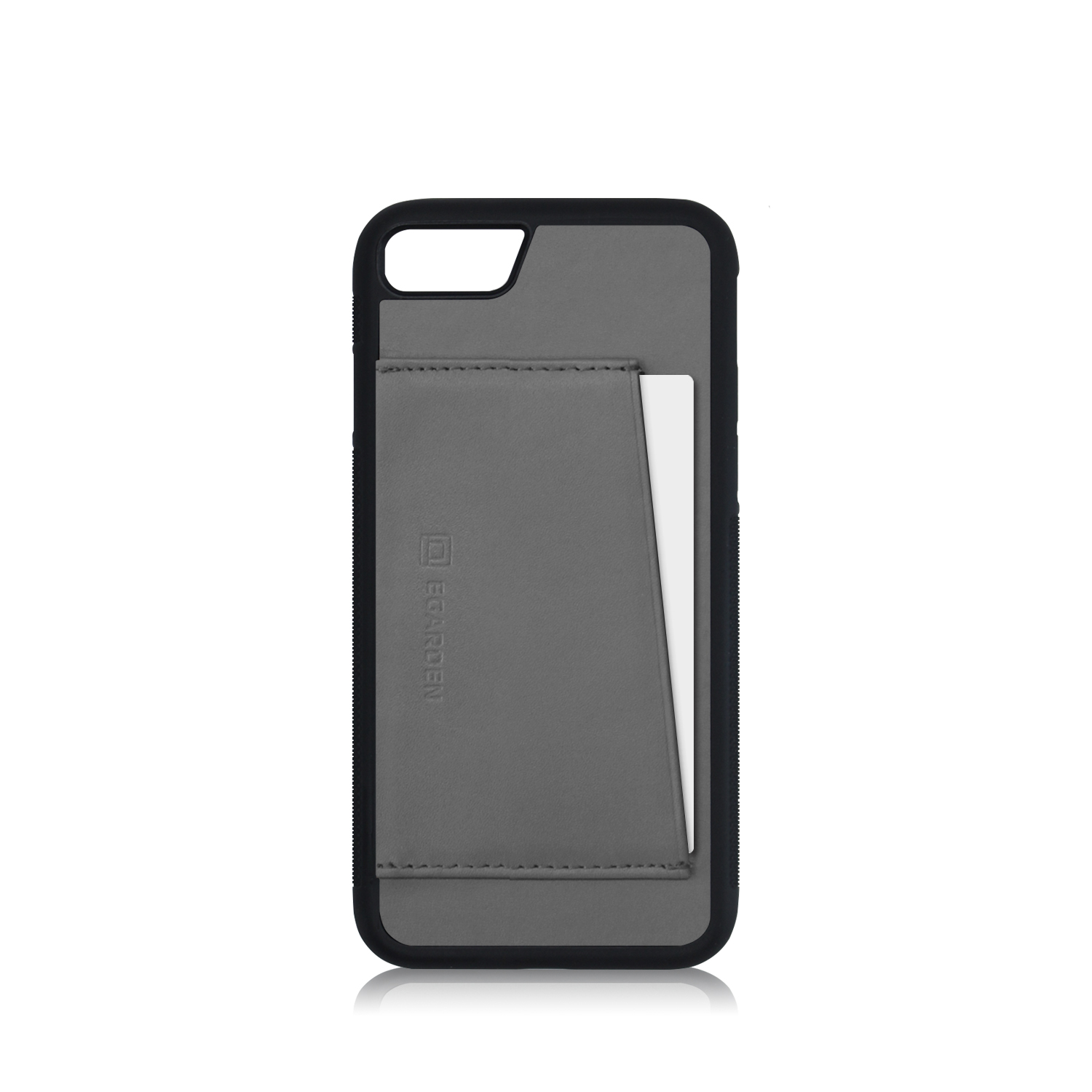 [에가든]iPhone7/8/7+/8+ Back Cover Case_Grey