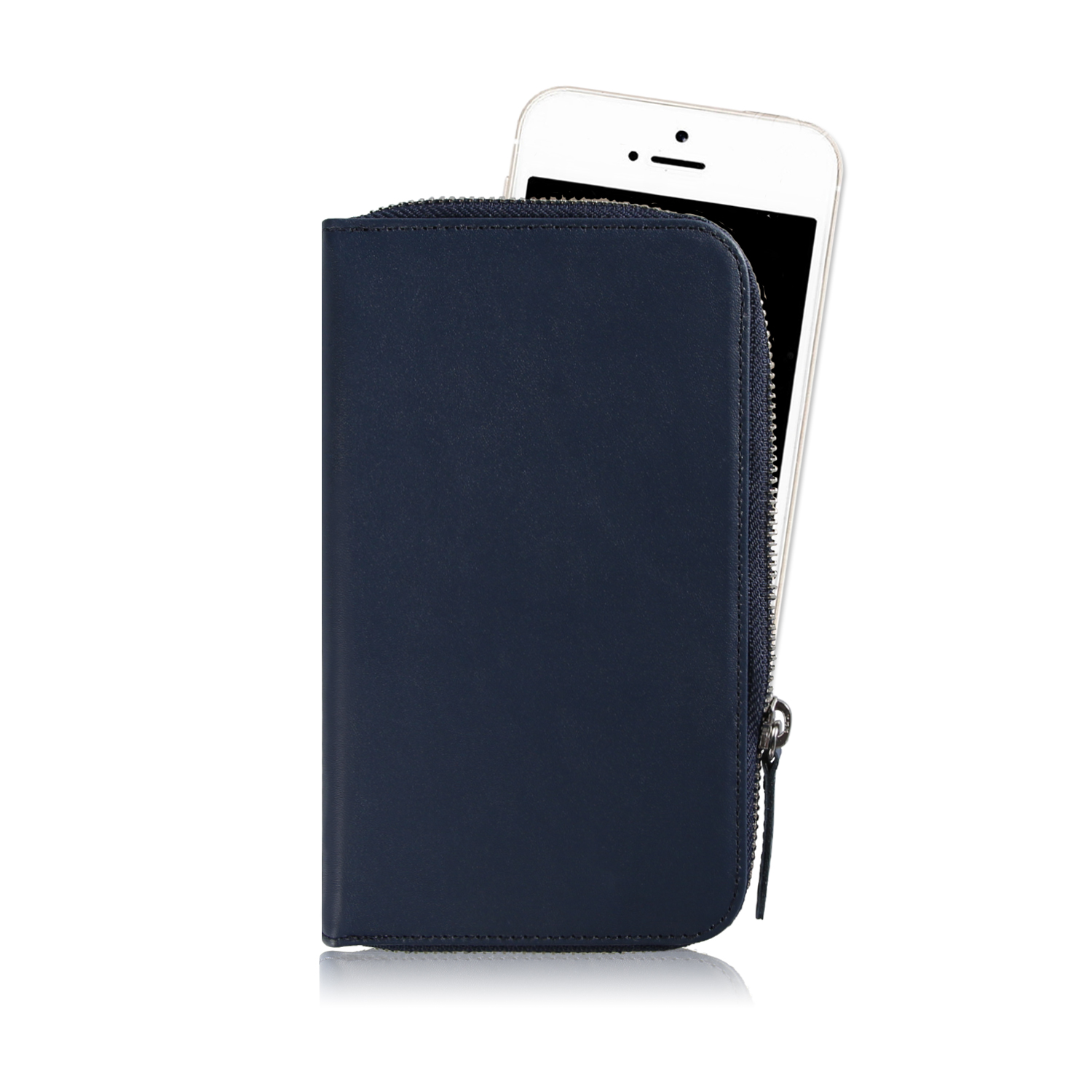 [에가든]Daily Phone Pocket +_Navy