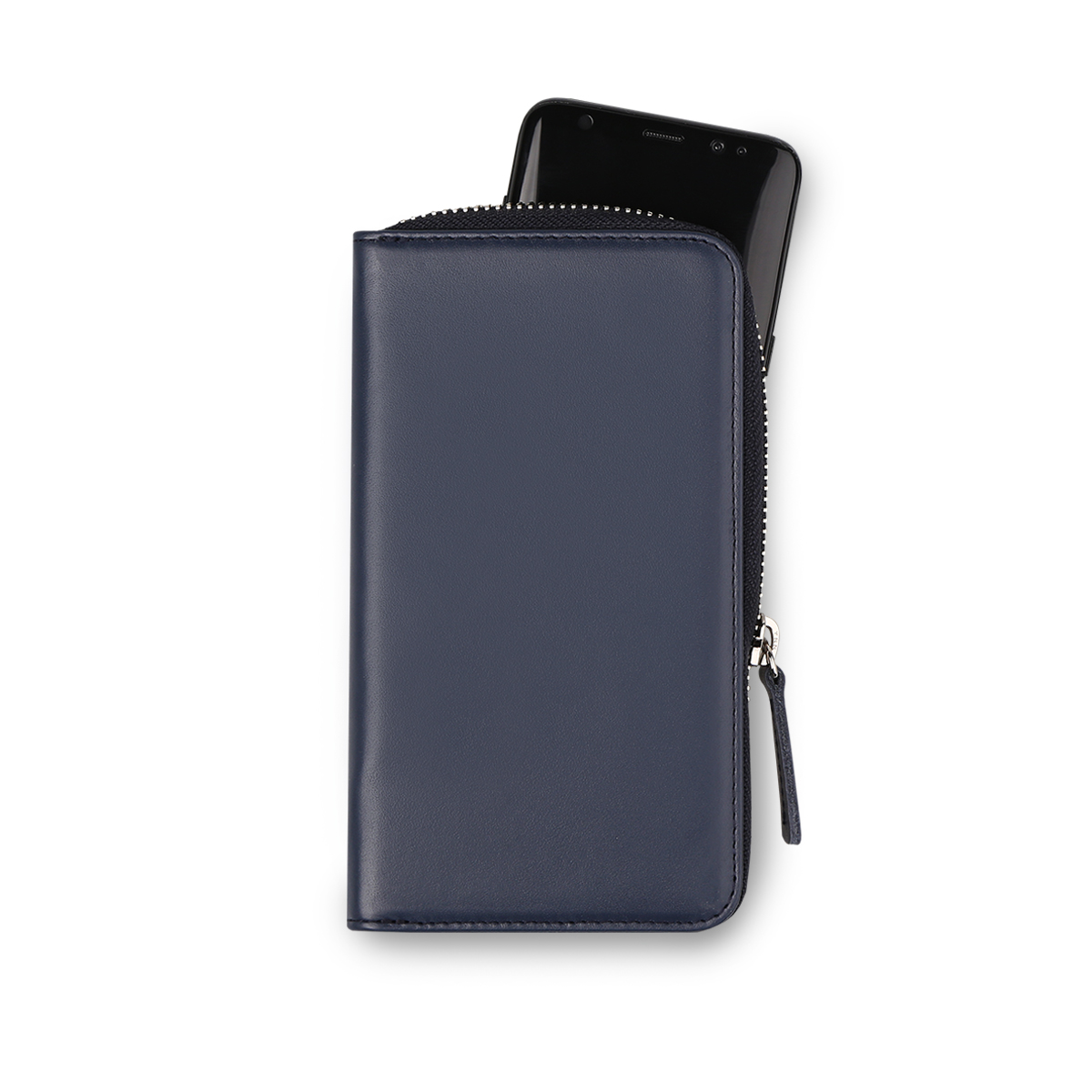 [에가든]Daily Phone Pocket S_Navy
