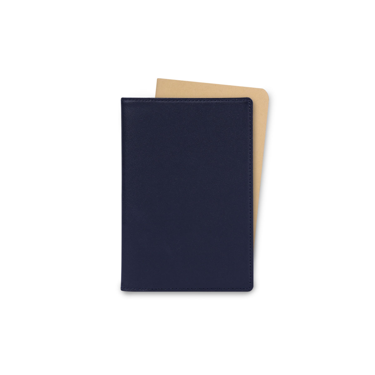 [에가든]Note & Travel Cover Case_Navy