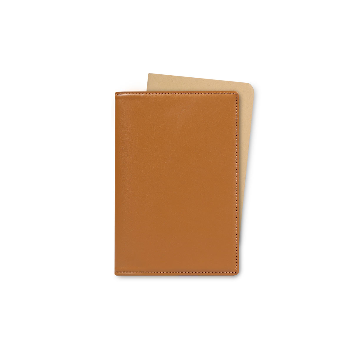 Note & Travel Cover Case Tan