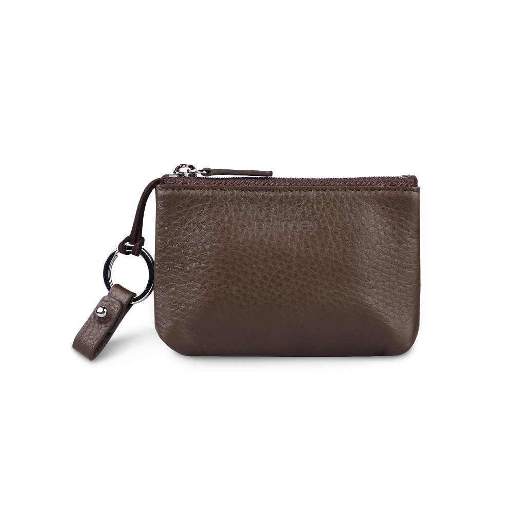 Smart Key Pouch Brown