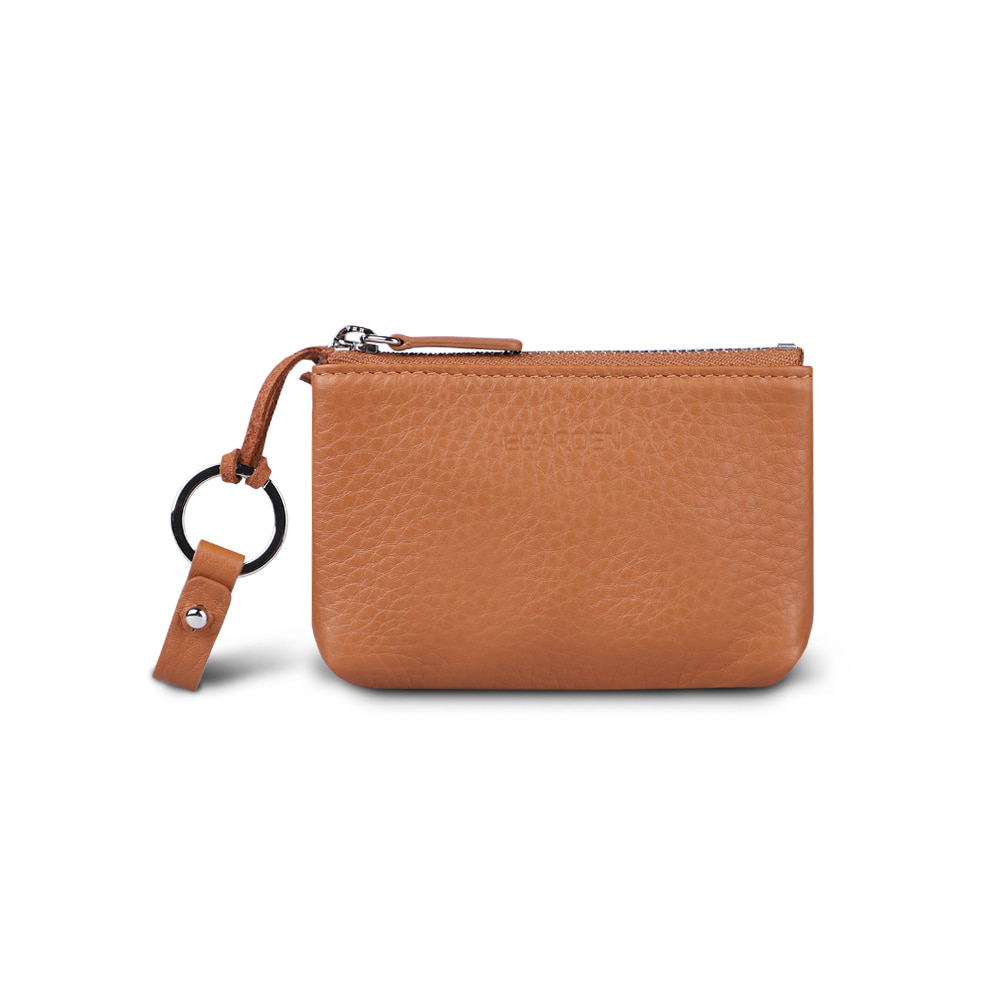 Smart Key Pouch Tan