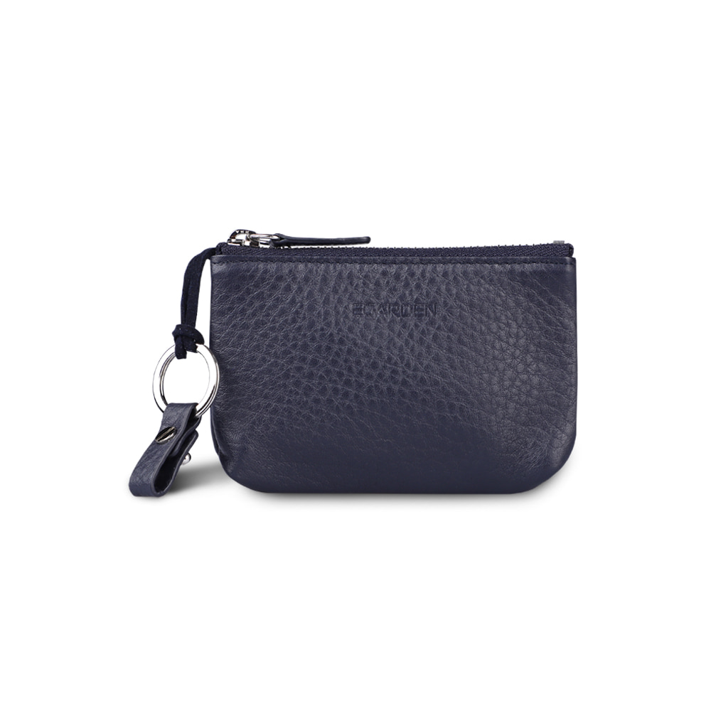 Smart Key Pouch Navy