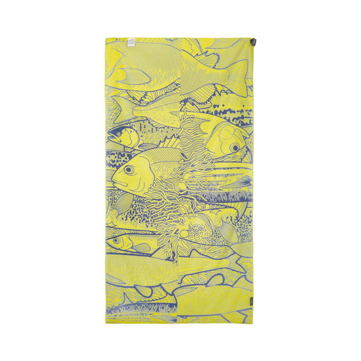 BEACH TOWEL_Midnight Gold