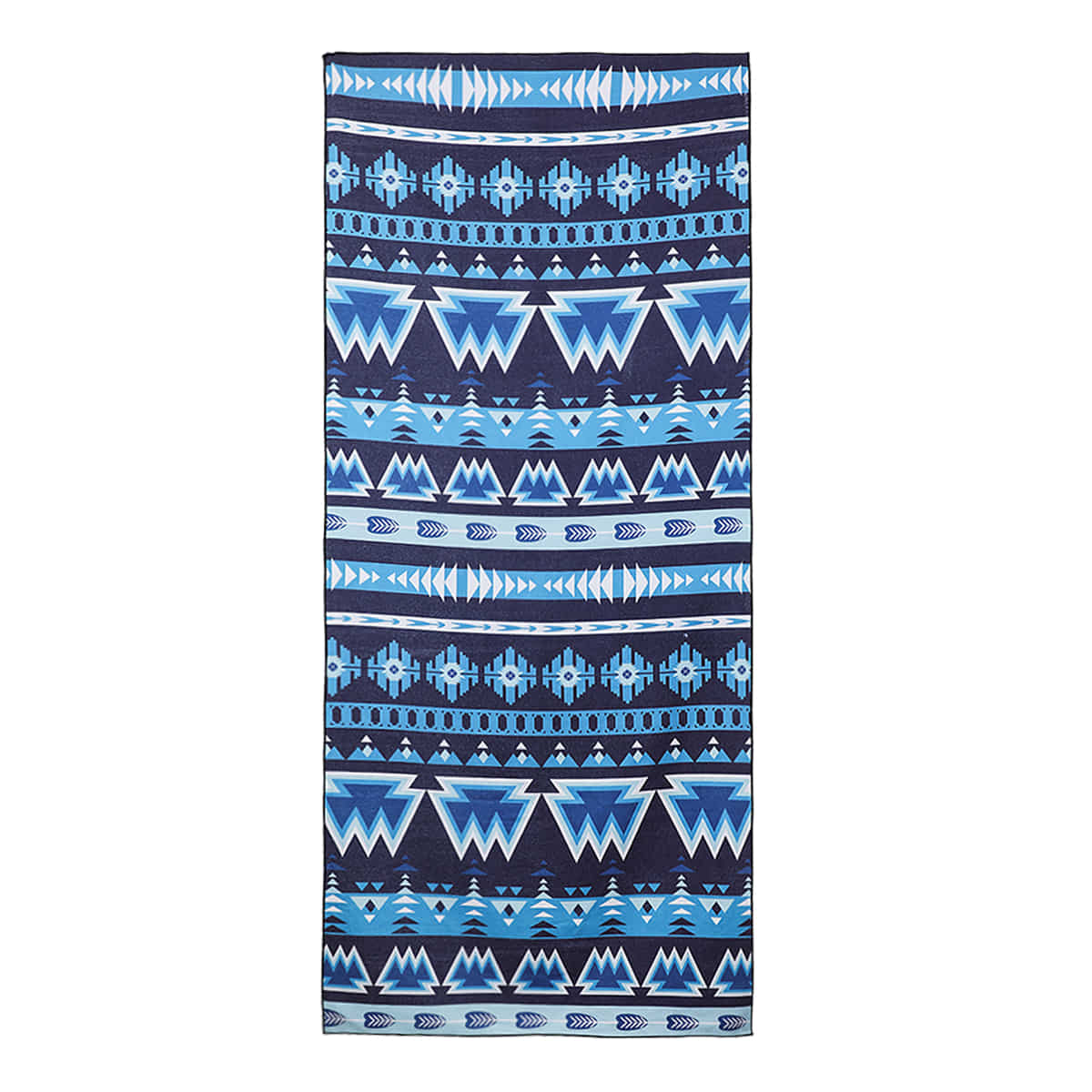 YOGA TOWEL Forest Blue