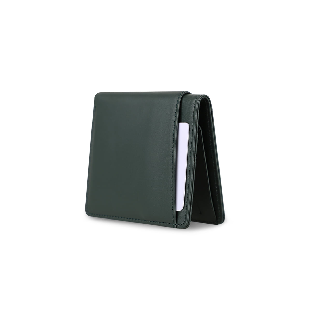 THE CITY WALLET DEEP GREEN